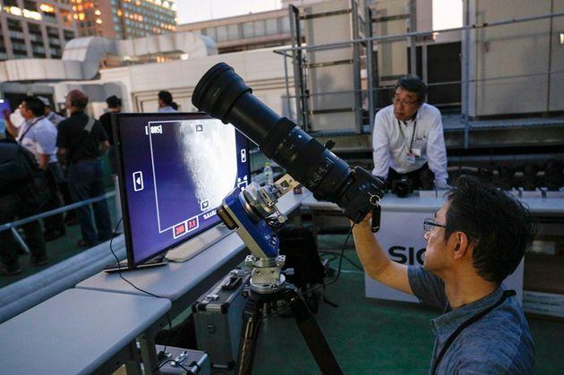 7月31日は「火星大接近」スマホを駆使した撮影術は?