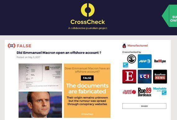 フェイクニュースはなぜフランス大統領選を揺るがさなかったのか