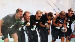 ドイツ代表の「ガウチョ・ダンス」は人種差別ではない