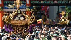 神田祭は時代を映す鏡だ。ライブ中継やアニメとコラボも「伝統があるからできる」