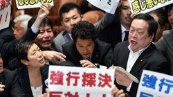 辻元清美氏、「お願いだからやめて」