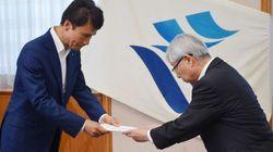 三反園訓知事、川内原発の停止を九州電力に要請