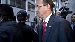 FBIコミー長官の更迭、説明文書を作成した司法省副長官もトランプ氏から退任を強要された?