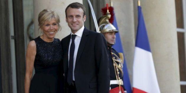 マクロン次期大統領夫人に「公職担わせるべきではない」フランス人の7割が抵抗感、なぜ?