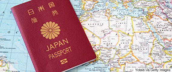 あなたのパスポートは大丈夫?