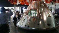 【宇宙博2014】アポロ宇宙船など実物大モデルがズラリ(画像60枚)