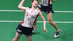 バドミントン女子ダブルス、ナガマツ組が金メダル。日本勢41年ぶりの快挙