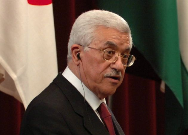 パレスチナ自治政府のアッバス議長