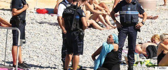 フランスのブルキニ禁止に異論続出「修道女の修道衣も脱がすのか」