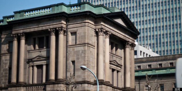 日銀の金融緩和、マネタリーベースは数字のマジックか?