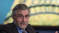 ノーベル賞の経済学者「消費増税は延期を」