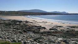 30年以上前に消えた幻の砂浜、突然復活する(動画・画像)