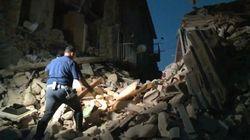 イタリア中部でM6.2の大地震。アマトリーチェなどで甚大な被害【動画】