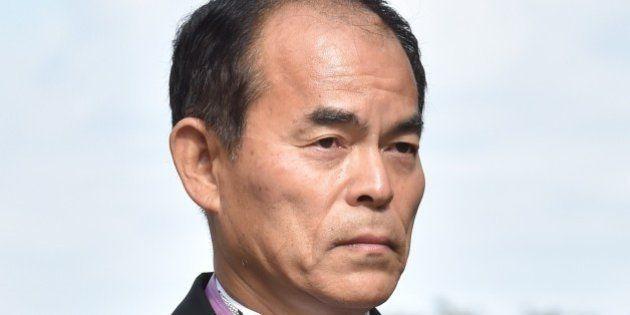 University of California, Santa Barbara professor Shuji Nakamura, Physics Nobel Prize laureate in 2014,...