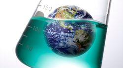 地球温暖化の停滞の分析