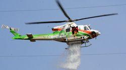 群馬県の防災ヘリが草津白根山付近で行方不明に。消防職員ら9人が搭乗