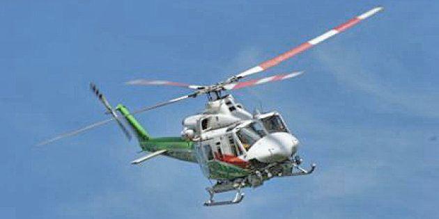 行方不明となっている群馬県防災ヘリコプターはるな