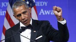オバマケア論争、前大統領が議員に訴えたのは「勇気」を持つことだった