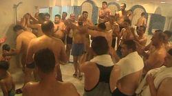 ヨルダンで伝統的な中東スタイルのお風呂人気が復活。理由は...【動画】