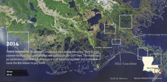 調査報道メディア「プロパブリカ」による、NASAの衛星を利用したジャーナリズム