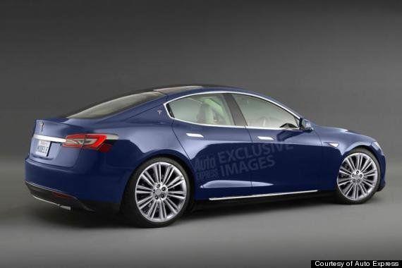 テスラの低価格電気自動車 (EV)