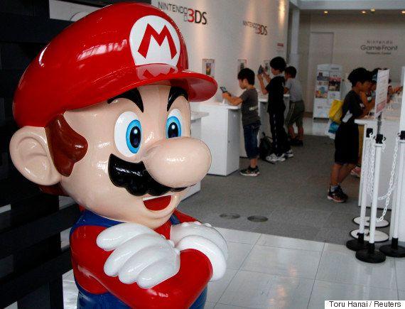 任天堂がスーパーマリオをアニメ映画化か マリナーズ株を660億円で売却
