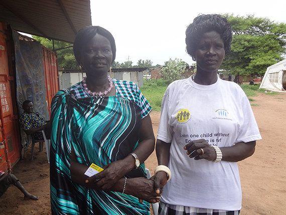 南スーダンに見る希望の芽