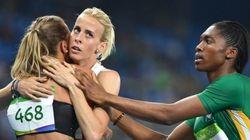 「男に似た選手と競うのは難しい」キャスター・セメンヤを批判した女子選手に非難集中