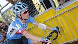 「わずか数メートル、ゼロ秒差で逃げ切った勇姿、そのはるか後ろで...」ツール・ド・フランス2014 第11ステージ