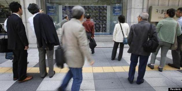 日本株に流れ込むグローバルマネー 金融緩和で欧米株高、円安も追い風に