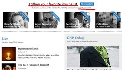 お気に入りのジャーナリストに購読料を払うニュースサイト