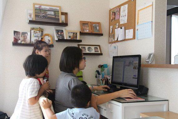 家事育児9割・在宅ワーク1割での時間で、楽しく月3~5万円稼ぐママの新しい働き方