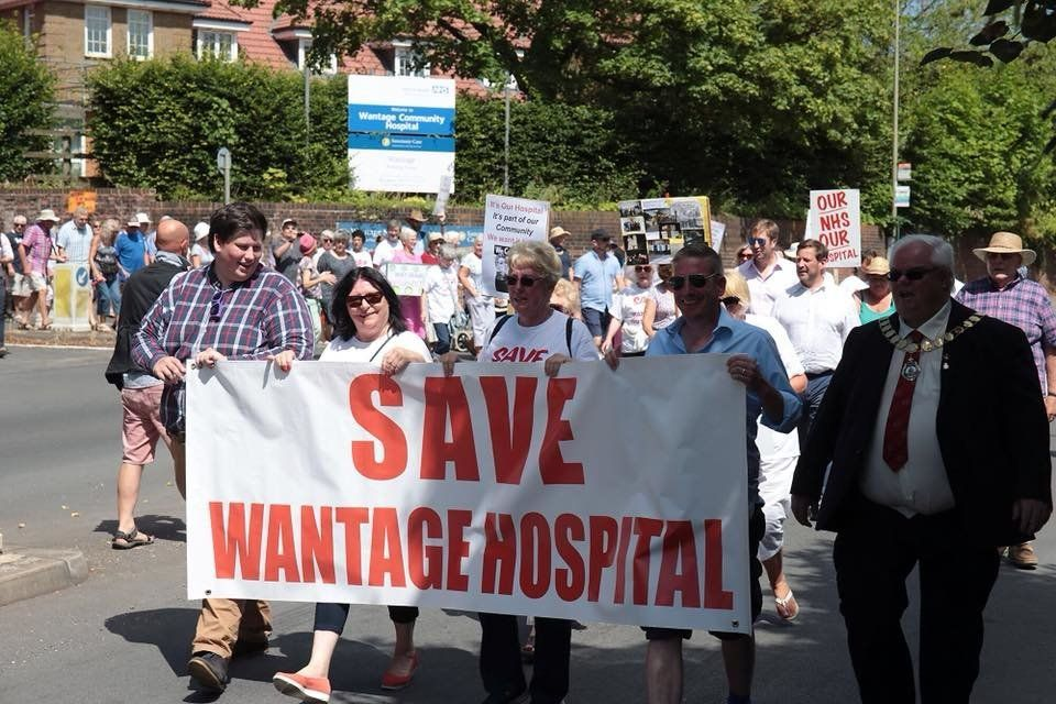 What The Closure Of This Hospital Tells Us About The NHS Under