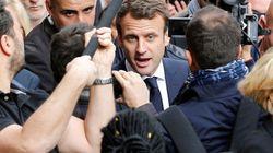 フランス大統領選、偽文書が出回る マクロン陣営から大量のメールが流出