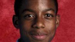 武器を持たない15歳黒人少年を射殺した警官、殺人罪で起訴
