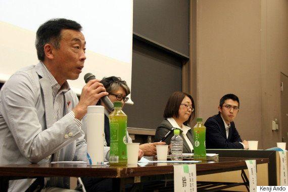 「差別の視線が同性愛者を死に追いやる」鈴木賢教授は訴えた。一橋大学アウティング事件