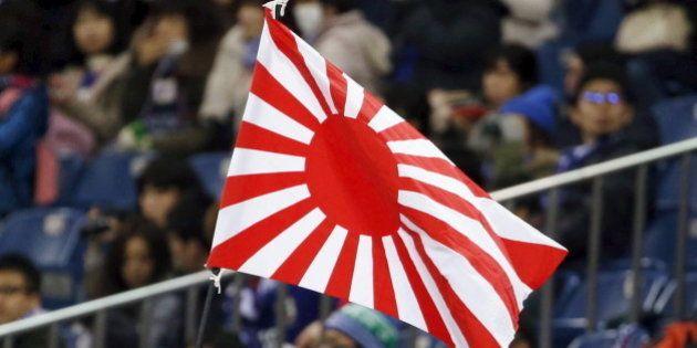 川崎フロンターレ、韓国・水原戦の「旭日旗」で処分も