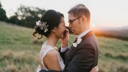 「残りの人生を過ごす相手をあなたに選んだ理由、それは...」ありのままを写した結婚写真は、こんなに泣ける
