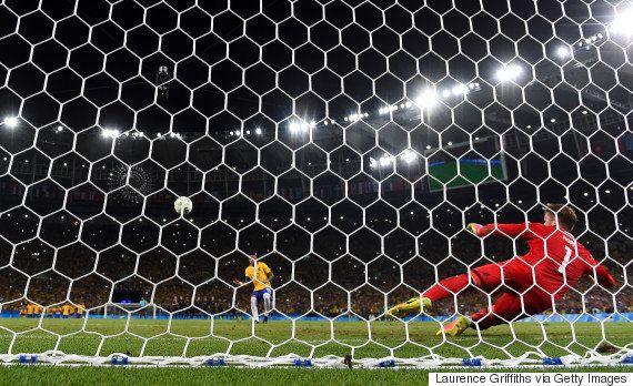 ブラジル、サッカー悲願の金 ネイマール「僕たちはピッチで答えを示した」【リオオリンピック】