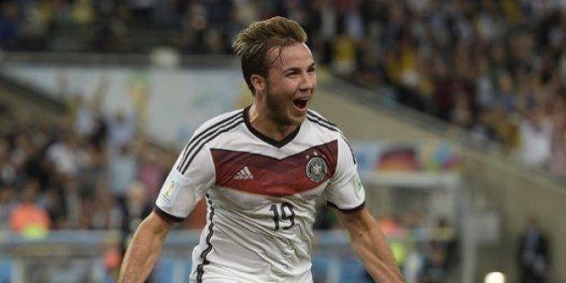 ブラジルW杯、こんな面白い決勝は何年ぶりだろう? テクニックのドイツに守備の文化で対抗したアルゼンチン