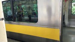 千駄ケ谷駅の列車から爆発音。乗客「火薬のような匂いが漂っていました」(JR総武線)