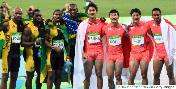 ケンブリッジ飛鳥、ボルトと走った決勝「絶対メダル獲るぞ、という気持ちで走った」【男子400メートルリレー】