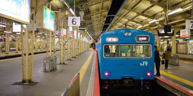JR西日本の列車(※写真はイメージです)