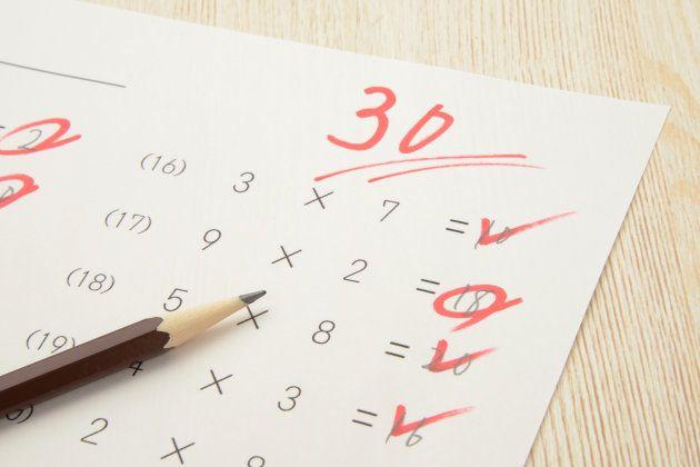 テストのイメージ写真