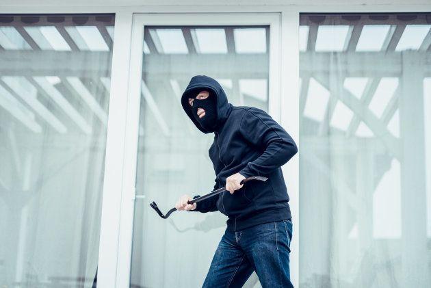 強盗のイメージ写真