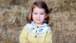 シャーロット王女、2歳の誕生日迎える キャサリン妃が撮影した最新の写真公開