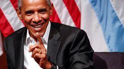 オバマ氏「オバマケアはトランプ氏よりも人気だ」と皮肉る