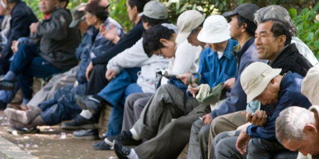 東京都にいるホームレスの人数が過去最小に 海外からは統計方法に疑問の声も