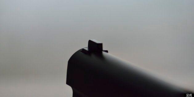 エアガンで小学生らを撃つ事件が発生=大津