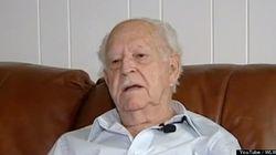 【動画】87歳、ひ孫のためにスカイダイブ?